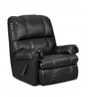 100-06 Cowgirl Black Recliner