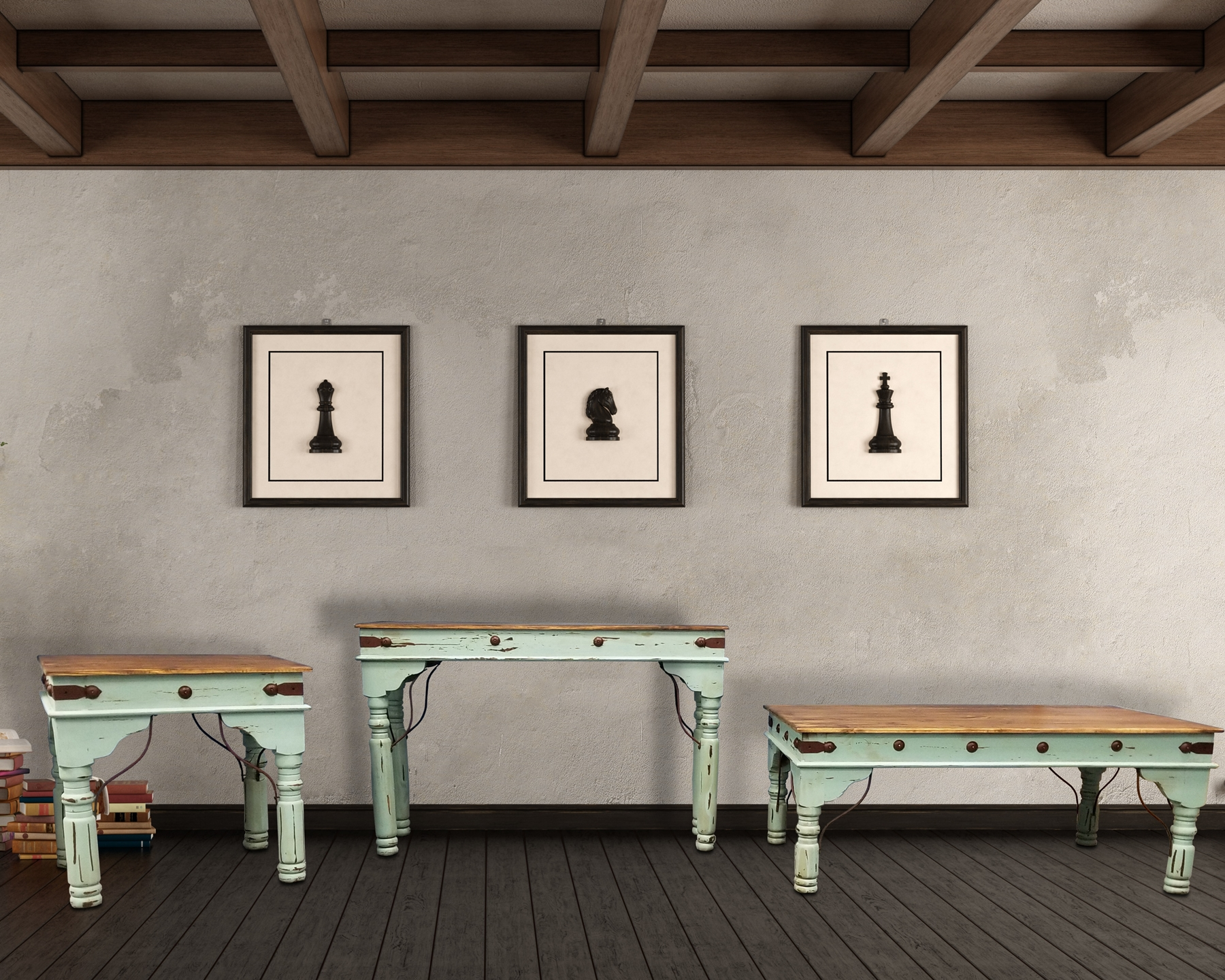 MT-3 Turquoise Indian Tables